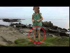 He Took a Picture of His Daughter and DIscovered Something Horrifying - YouTube