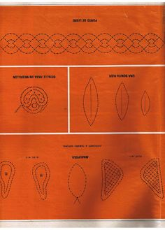 Aprender Encaje de Bolillos para principiantes - Virginia Ahumada - Picasa Web Albums