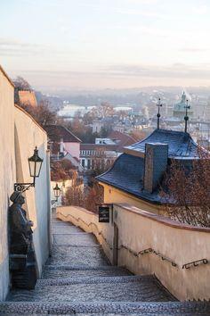 10 reasons to visit Prague in December Prague Czech Republic Czechia Cityscape Bliss // Travel Journal