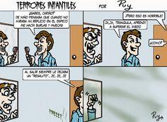 Tira cómica publicada en la Revista Digital MiNatura nº137