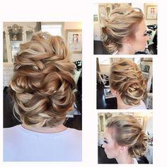 Bridal Trial -Hair by Dee @swellbeauty Salon in Laguna Beach