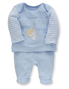 Max Pyjama Set | Baby | George at ASDA
