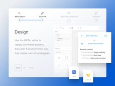 Agile process in UXPin (2/4 — Design) Use the UXPin editor to rapidly wireframe screens, then later transform them into fully interactive hi-fi prototypes. Want your own collaborative design canv...