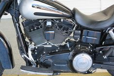 2013 Harley-Davidson FLD-103 Dyna Switchback Hard Candy Customs