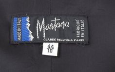 Claude Montana Dress with Pants | From a collection of rare vintage suits, outfits and ensembles at http://www.1stdibs.com/clothing/suits-outfits-ensembles/