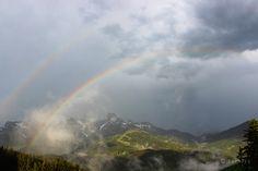 Raumfee: Over the rainbow...