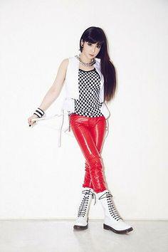 PARK BOM | 2NE1 x WWD JAPAN INTERVIEW JULY '14 ISSUE