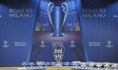 UEFA Champions League draw: Arsenal, Chelsea, Man City, Real Madrid, Barcelona and Co find out last 16 fixtures...