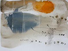 "Ana Zanic Art, Dreamwatercolor/ink on watercolor paper, 22""x30"""