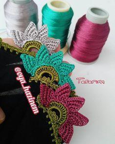 Kızının Çeyizine Koy Gören Hayran Kalsın En Şık Yazma Kenarı Tığ İşi Oya Modelleri Saree Tassels, Baby Knitting Patterns, Elsa, Crochet, Instagram, Ganchillo, Crocheting, Knits, Chrochet