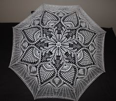crochet parasols - Google Search