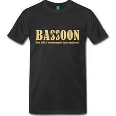 bassoon matters M Bassoon, Fashion Accessories, Mens Tops, T Shirt, Women, Supreme T Shirt, Tee Shirt, Tee, Woman