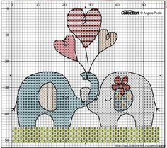 Thrilling Designing Your Own Cross Stitch Embroidery Patterns Ideas. Exhilarating Designing Your Own Cross Stitch Embroidery Patterns Ideas. Baby Cross Stitch Patterns, Cross Stitch Needles, Cross Stitch Heart, Cross Stitch Cards, Cross Stitch Designs, Cross Stitching, Cross Stitch Embroidery, Hand Embroidery, Elephant Cross Stitch