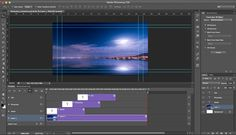 Creating Animation with Audio in Photoshop CS6 Tutorial