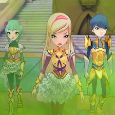 """Regal Academy: """"The Great Dragon Race"""""""