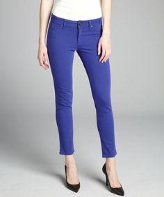 DL1961 PREMIUM DENIM INC amethyst stretch denim Emma legging jeans Review Buy Now