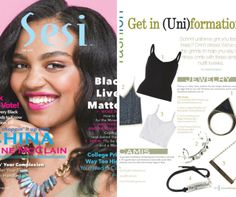 Our Beyoutiful bracelet featured in Sesi Magazine