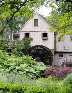 Jenny Grist Mill