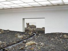 Louisiana Museum of Modern Art Olafur Eliasson, Riverbed, 2014