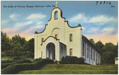 Our Lady of Victory Chapel, Harvey's Lake, Pa. | Flickr - Photo Sharing!