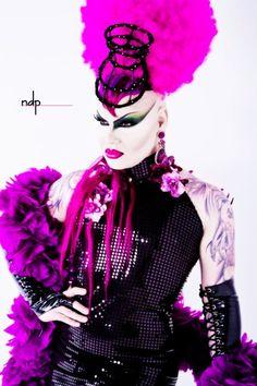 RuPaul's Drag Race Tumblr - Lip Sync for Your Life ~ Nina Flowers