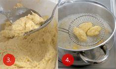 Chlupaté knedlíky | Apetitonline.cz Oatmeal, Breakfast, Recipes, Food, The Oatmeal, Morning Coffee, Rolled Oats, Essen, Eten