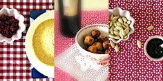 Frittelle di Polenta alle tre Bacche by http://omindipanpepato.blogspot.it/2013/02/frittelle-di-polenta-alle-tre-bacche.html.