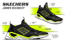 Skechers GOTRAIN: Youth Training Shoe on Behance