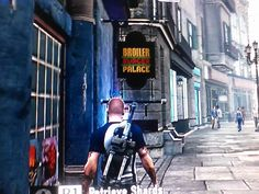 BBP (sort of) in Infamous 2 video game as Broiler Burger Palace!