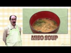 MISO SOUP✿JAPANESE HOME COOKING味噌汁✪How to Japan TV