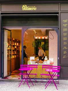 Culy ontdekt... Fou de Patisserie Boutique in Parijs