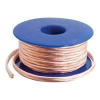 C2G / Cables to Go 40529 18 AWG Bulk Speaker Wire (50 Feet) by Cables To Go. $9.99. Ideal for connecting speakers to audio amplifiers
