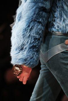 Versace Fall 2014 RTW