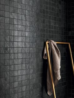 Lea_WaterFall_DarkFlow_Bagno_Part02 Modern Bathroom Design, Modern House Design, Inspiration Wall, Bathroom Inspiration, Jungle Bathroom, Contemporary Tile, Wall And Floor Tiles, Wet Rooms, Store Design