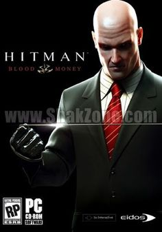 Hitman 4 Blood Money Highly Compressed PC Game with Full Version Free Download