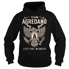 Team AGREDANO Lifetime Member - Last Name, Surname T-Shirt #name #tshirts #AGREDANO #gift #ideas #Popular #Everything #Videos #Shop #Animals #pets #Architecture #Art #Cars #motorcycles #Celebrities #DIY #crafts #Design #Education #Entertainment #Food #drink #Gardening #Geek #Hair #beauty #Health #fitness #History #Holidays #events #Home decor #Humor #Illustrations #posters #Kids #parenting #Men #Outdoors #Photography #Products #Quotes #Science #nature #Sports #Tattoos #Technology #Travel…