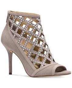 MICHAEL Michael Kors Yvonne Booties - Boots - Shoes - Macy's