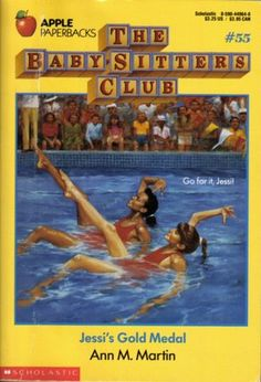 Jessi's Gold Medal  (The Baby-Sitters Club #55)
