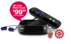 Check out a Roku for a week with Netflix, Amazon Instant Video and HuluPlus.  (Idea from Ephrata Public Library).