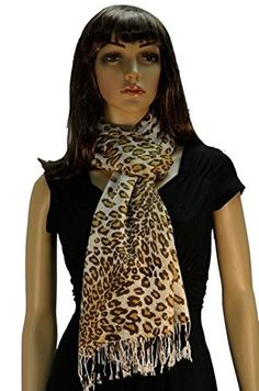 Dabung - Women's Fashion Pashmina Leopard Animal Print Pattern Scarf Shawl Wrap - Beige Leopard Pashmina Dabung http://www.amazon.com/dp/B00HVL3Z4E/ref=cm_sw_r_pi_dp_7xPlwb1ZB8YP1