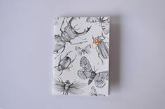 Calendar / Brochure with insects on Behance