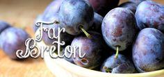 Nie úplne obyčajný Far Breton Far Breton, Eggplant, Blueberry, Fruit, Vegetables, Food, Berry, Essen, Eggplants