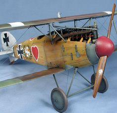 Albatros D.III by Brad Cancian (Roden 1/32)