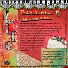 Journaling Topic: Wisdom. Test by susan1255. http://tangiebaxter.com/news/2011/09/21/art-journaling-101-what-to-write/
