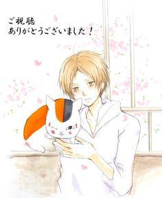 「Natsume's Book of Friends」by Yuki Midorikawa