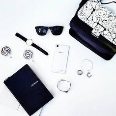 Instagram media annjkx - Having fun at msfw hub! Such a cool set up bag…
