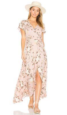 Valentine Muse Maxi Dress