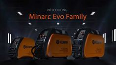 Kemppi Minarc Evo product family - Wherever work takes you