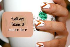 http://www.odieusement-belles.com/nail-art-blanc-ambre-dore/#more-1789