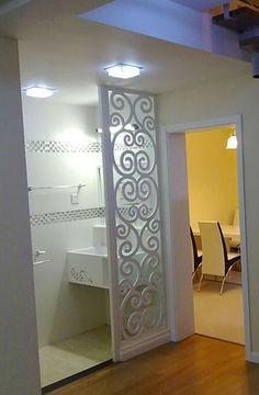 New Decorative Screen Panels Products Ideas Home Decor Furniture, Furniture Design, Door Design, House Design, Decorative Screen Panels, Room Partition Designs, Partition Walls, Cnc Cutting Design, Plafond Design